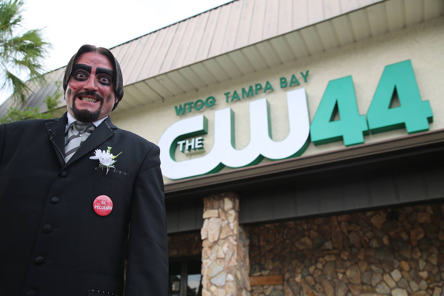 Dr. Paul Bearer on CW44