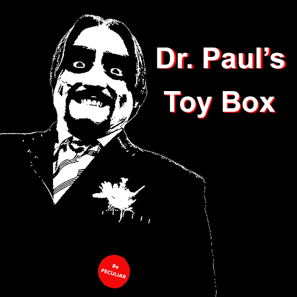 Dr. Paul Bearer Toy Box