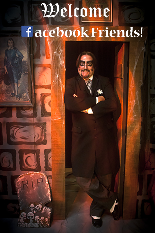 Dr. Paul Bearer Facebook Contest