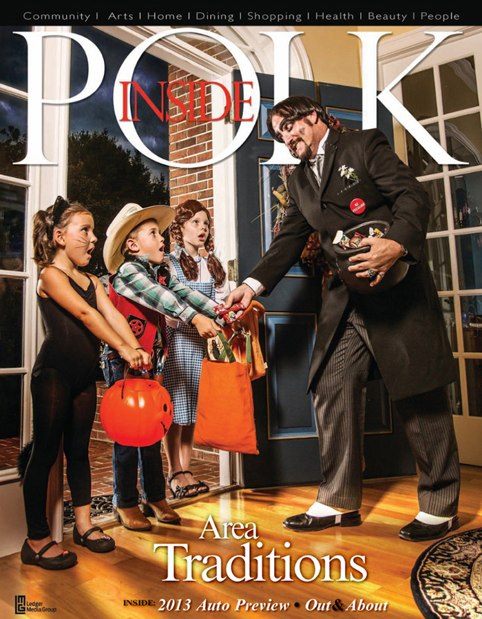 Dr. Paul Bearer Polk Magazine