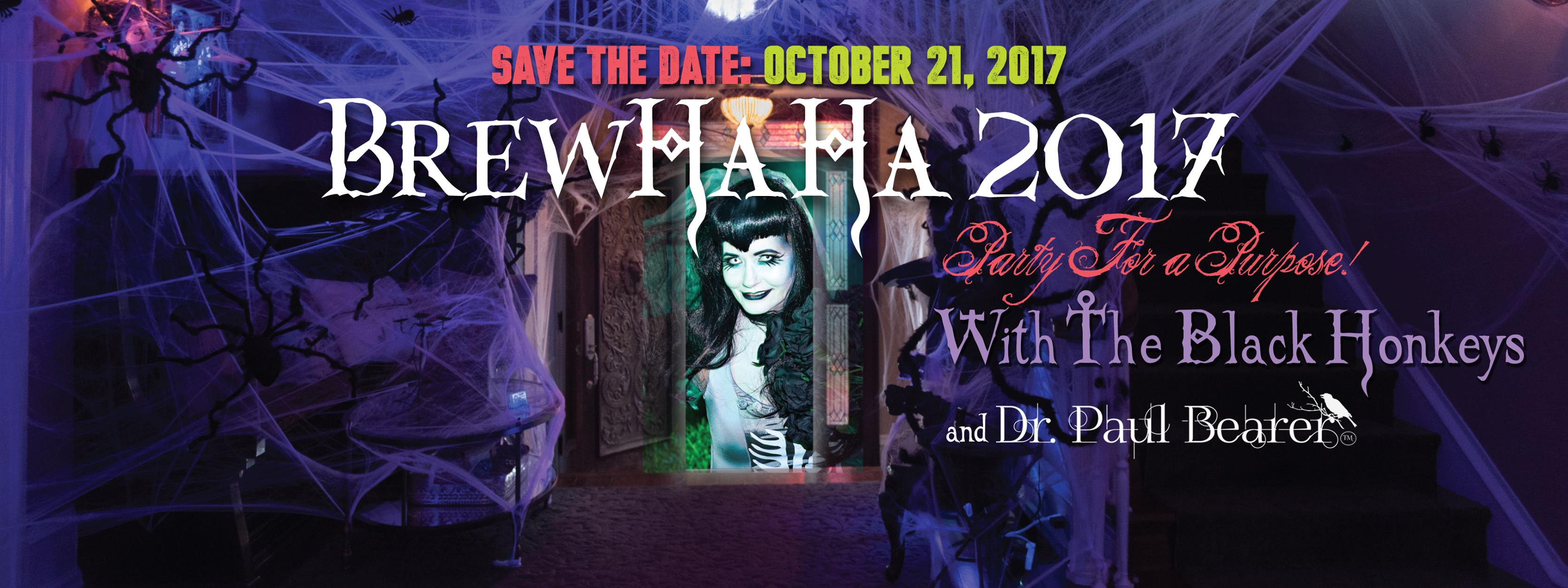 Join Dr. Paul Bearer at BrewHaHa