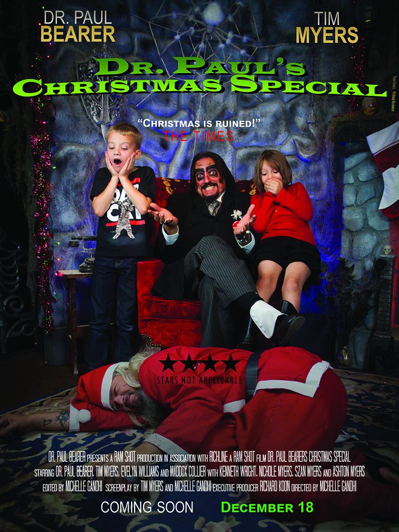 Dr. Paul Bearer's 2017 Christmas Special