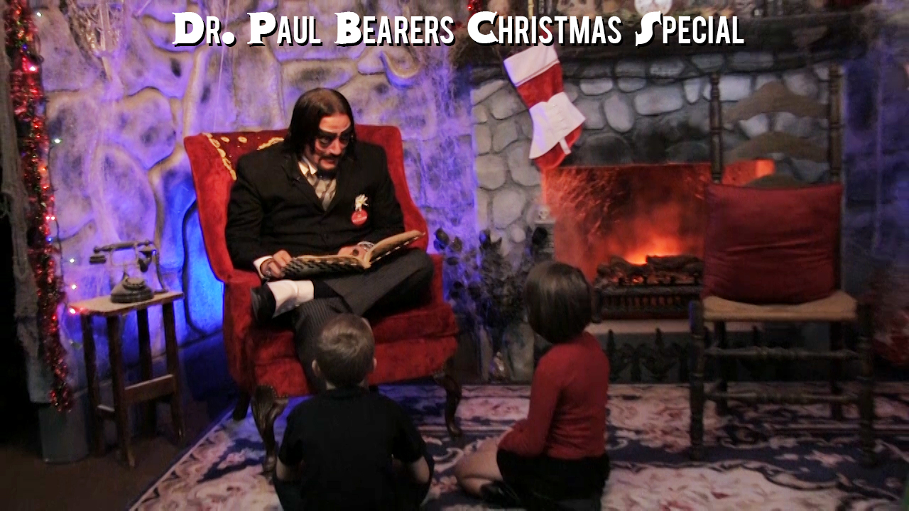 Dr. Paul Bearer Christmas Special