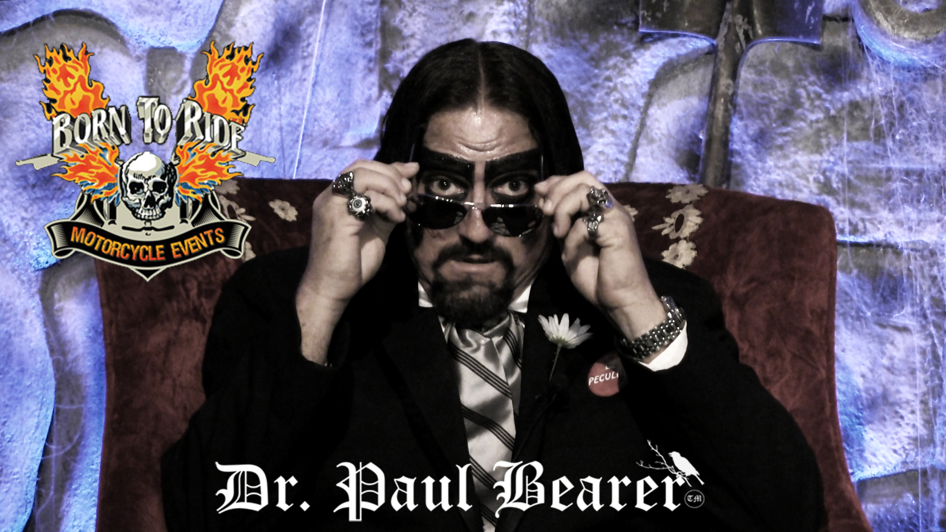 Dr. Paul Bearer Born to Ride