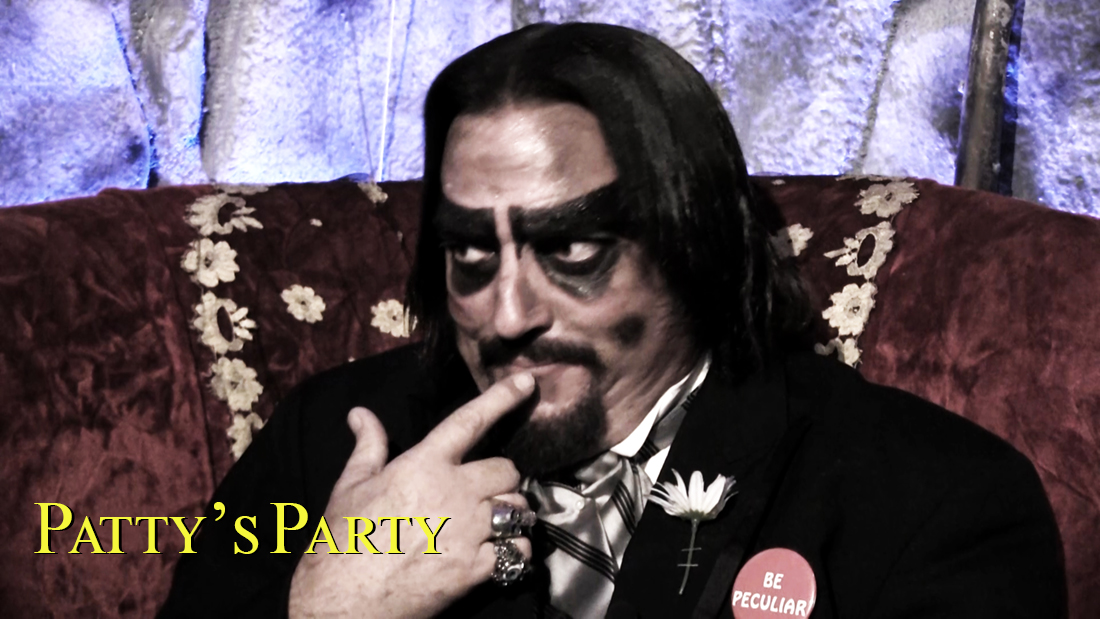 Dr. Paul Bearer's promo photo for Patty's Party