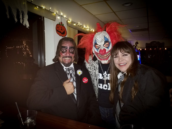 Dr. Paul Bearer Halloween Extravaganza